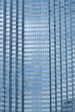 Office building windows texture Stock Images