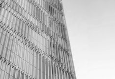 Free Office Building With Blue Fins Pattern Stock Images - 39574594