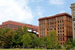 Office buildings. Philadelphia, Pennsylvania Stock Images