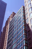 Office Buildings. Tall office buildings in the city Stock Photography