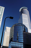 Office Buildings. In Minneapolis, MN Royalty Free Stock Photo