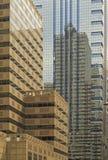 Office buildings. High office buildings in Philadelphia Stock Images
