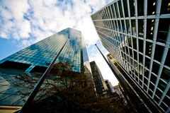 Office buildings Stock Photos