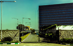 IT OFFICE Buildings Royalty Free Stock Photos