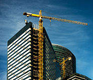 Office buildings Royalty Free Stock Image