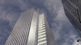 Office Buildings downtown Phoenix, AZ stock footage