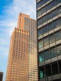 Office buildings in Frankfurt. Germany Royalty Free Stock Photo