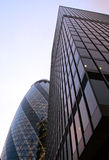 Office buildings in London Royalty Free Stock Photography