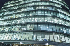 Office buildings at More London Riverside area - London England  UK Royalty Free Stock Images