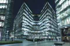 Office buildings at More London Riverside area - London England  UK Stock Photo