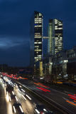 Office buildings in Munich, Germany Stock Photography