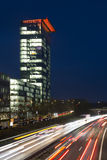 Office buildings in Munich, Germany Stock Photo