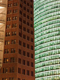 Office Buildings at Potsdamer Platz, Berlin Royalty Free Stock Photo