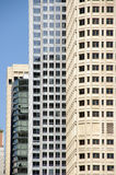 Office Buildings - Seattle Royalty Free Stock Photos