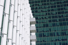 Office buildings Royalty Free Stock Photography