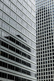Office buildings in the USA Royalty Free Stock Photos
