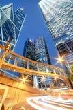 Office Builndigs in Hong Kong Royalty Free Stock Photos