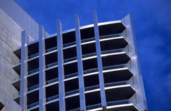 Office Bulding. Abstract view of modern office building architecture royalty free stock photos
