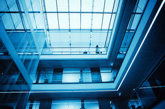 Office bulding detail Royalty Free Stock Photo