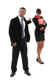 Office bully Royalty Free Stock Photography