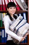 Office burden Stock Images