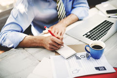 Office Business Analysis Working Workplace Workroom Concept Stock Photo