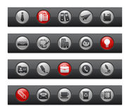 Office & Business // Button Bar Series Stock Photo