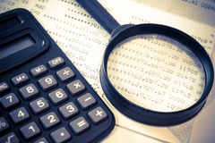 Office business financial Royalty Free Stock Image