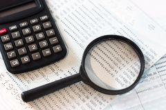 Office business financial Stock Images
