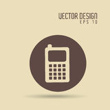 Office and business icon design Stock Images