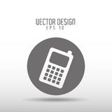 Office and business icon design Stock Image