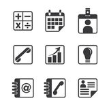 Office and Business Icon Stock Image
