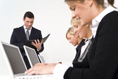 Office Business Meeting Stock Photo