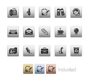 Office & Business // Metallic Series Stock Images