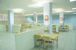 Office cafe Royalty Free Stock Images