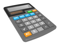 Office calculator Royalty Free Stock Images