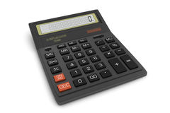 Office calculator Stock Photos