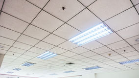 Office ceiling Stock Image