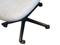 Office Chair. A simple office chair royalty free stock image