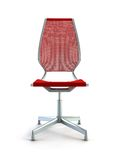 Office chair 3d rendering Stock Images