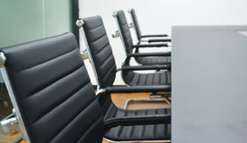 Office chair closeup Royalty Free Stock Photography
