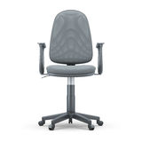 Office chair front view Stock Photography