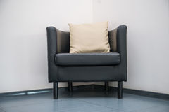 Office chair in guest area Royalty Free Stock Photo