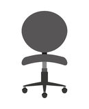 office chair isolated icon design Royalty Free Stock Photo