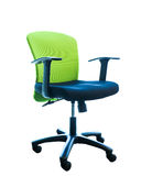 Office chair isolated on white Stock Images