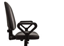 Office chair seat Royalty Free Stock Image
