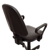 Office chair seat Stock Photos
