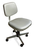 Office Chair with the wheel Stock Photo
