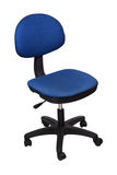 Office chair on wheels stock photos