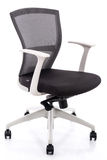 Office chair on a white background. Modern office chair on white background,isolated Royalty Free Stock Photos